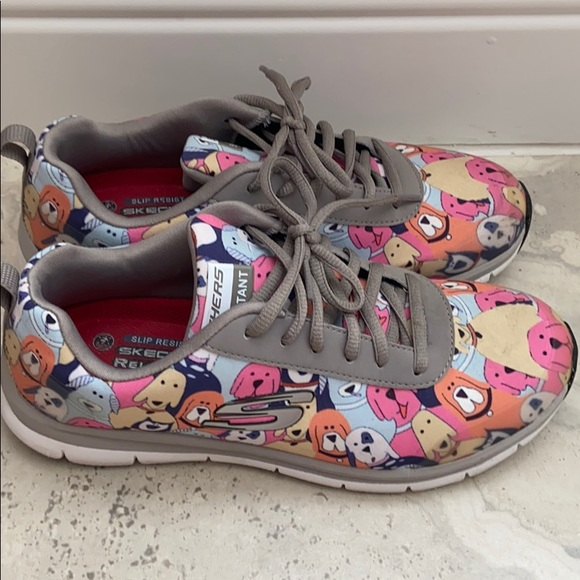 Skechers Shoes   Skechers Work Shoes